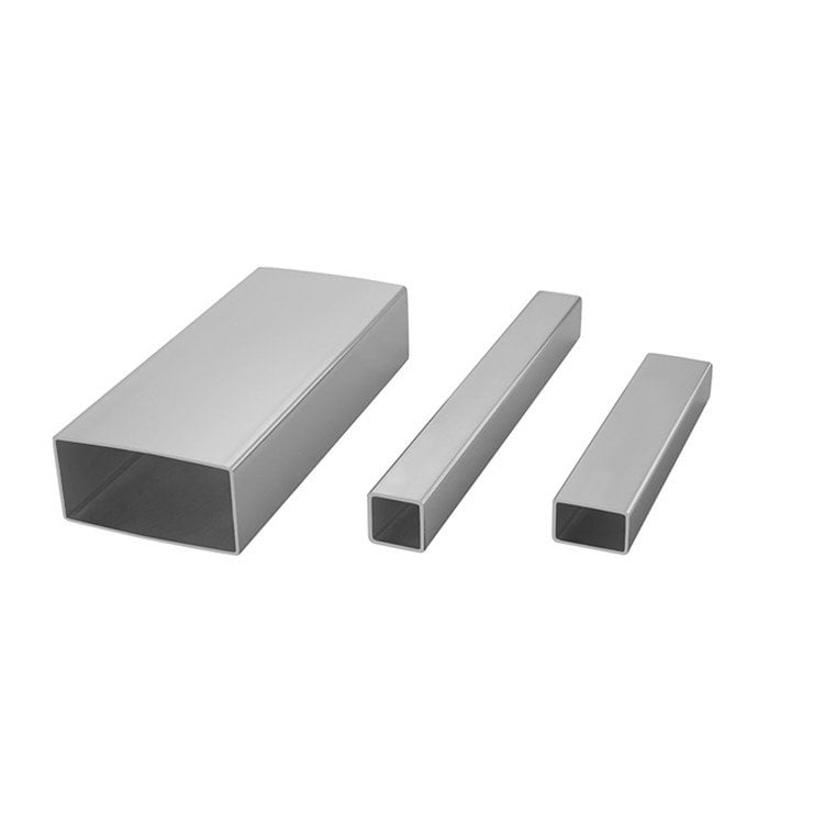 ASTM A554 Stainless Steel Pipe Rectangular 201