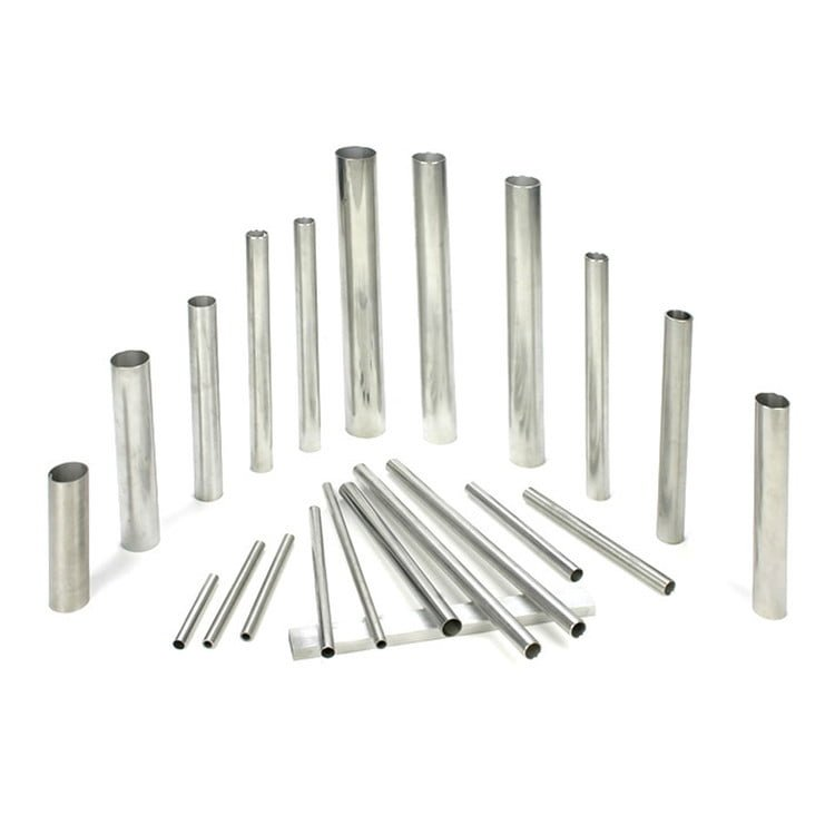 Small Diameter Stainless Steel Round Pipes 201