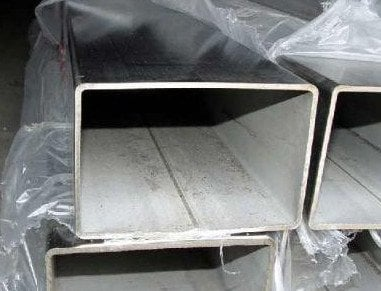 ASTM A554 304 Stainless Steel Rectangular Pipes