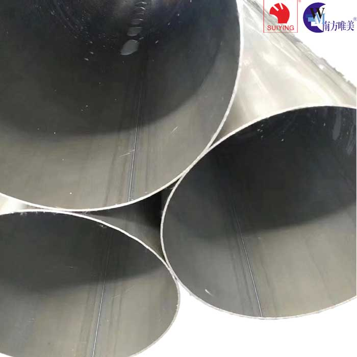 Industrial thick-wall ss tubes with large diameter