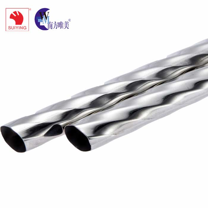 Nice stainless steel threaded pipe