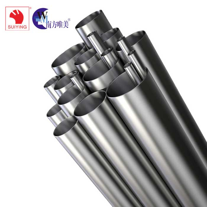 Stainless Steel Sanitary fluid pipes